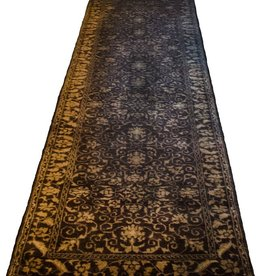 """Type: Hand Dyed Wool &amp; Hand Woven &lt;br&gt;<br />Weave: Hand Knotted&lt;br&gt;<br />Design: Traditional&lt;br&gt;<br />Content: 100% Wool Pile&lt;br&gt;<br />Size: 2'7"""" x 9'8""""&lt;br&gt;"""