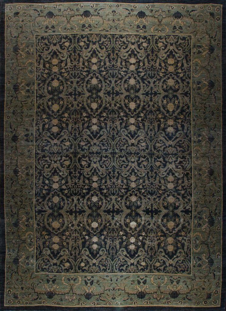 Bamyan: 9' x 12'