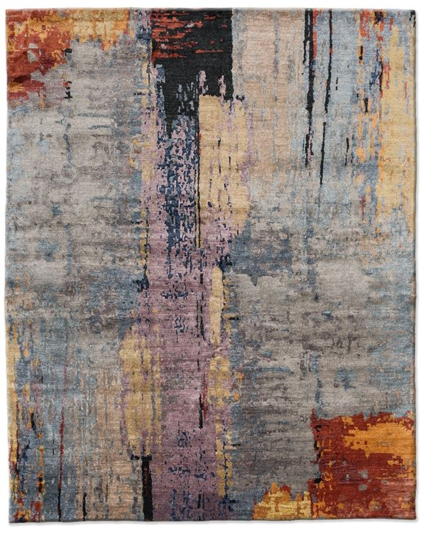 Gerhard Concrete: 8' x 10'