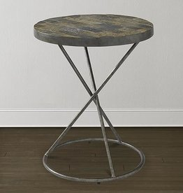 Horizon Lamp Accent Table