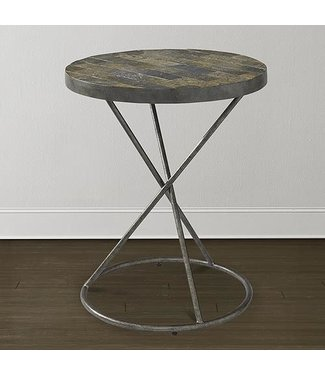 Bassett Furniture Horizon Lamp Accent Table