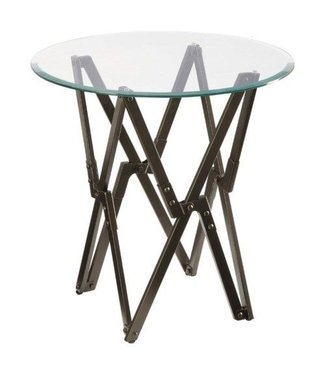 Coaster Brass Home Accent Table