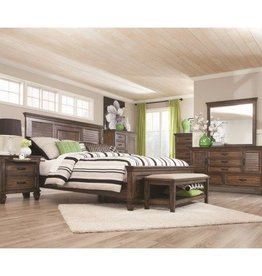 Coaster Franco Queen Bed (200971Q)