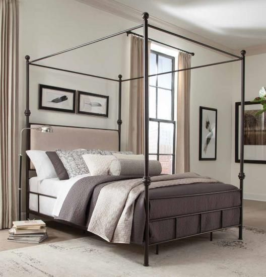 Coaster Lanchester Queen Bed