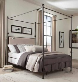 Coaster Lanchester  Cal. King Canopy Bed (300546KW)