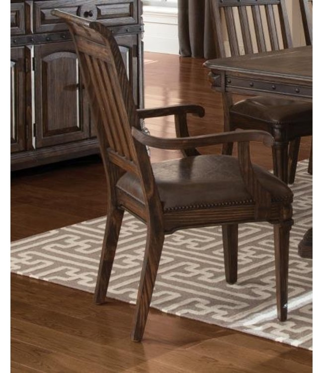 Coaster CARLSBAD DINING ARM CHAIR