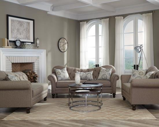Coaster CARNAHAN LOVE SEAT