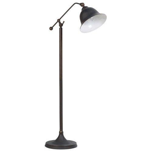 Coaster FLOOR LAMP (DARK BRONZE)