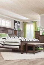 Coaster Franco Eastern King Bed