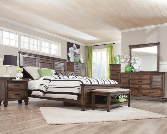 Coaster Franco cal. King Bed