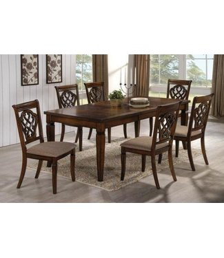 Coaster 103391 - DINING TABLE (OAK)