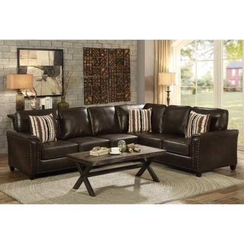 Coaster Larkny Sleeper Sectional