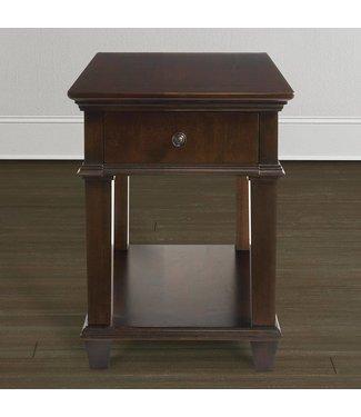 Bassett Furniture EOS Chairside Table