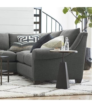 Bassett Furniture American Casual Ellery Small L-Shaped Sectional