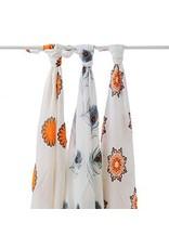 Aden + Anais Aden + Anais Mela Bamboo Swaddle Blankets