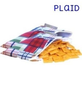 Itzy Ritzy IR Mini Snack Bag- Plaid
