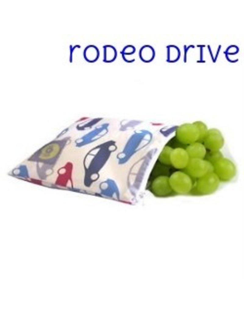 Itzy Ritzy Itzy Ritzy Mini Snack Bag- Rodeo Drive