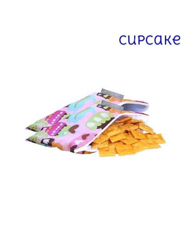 Itzy Ritzy Itzy Ritzy Snack Bag- Cupcakes