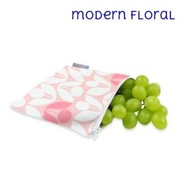 Itzy Ritzy IR Snack Bag- Modern Floral