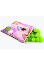 Itzy Ritzy Itzy Ritzy Snack Bag- Perfect Princess