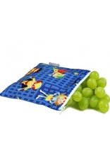Itzy Ritzy Itzy Ritzy Snack Bag-  Playground Superheroes