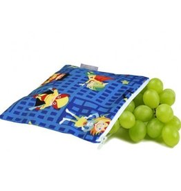 Itzy Ritzy IR Snack Bag- Playground Superheroes