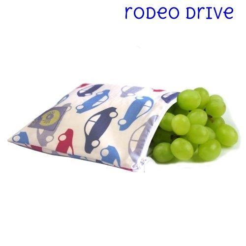 Itzy Ritzy Itzy Ritzy Snack Bag- Rodeo Drive