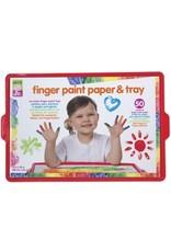 ALEX toys ALEX Toys Little Hands Finger Paint Tray