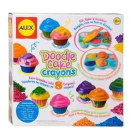 ALEX toys ALEX Doodle Cake Crayons