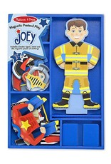 Melissa and Doug Melissa & Doug Magnetic Pretend Play- Joey