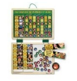Melissa and Doug M&D Magnetic Responsibility Chart