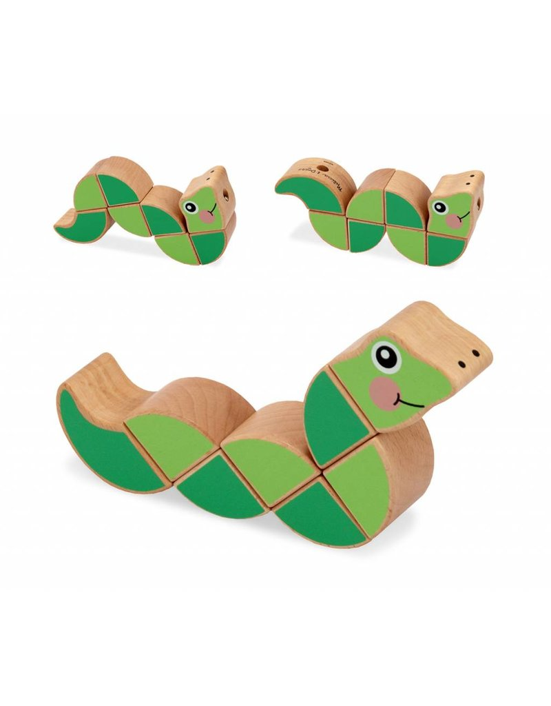 Melissa and Doug Melissa & Doug Wiggling Worm Grasping Toy