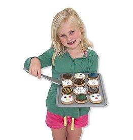 Melissa and Doug M&D Slice & Bake Cookie Set