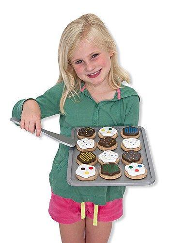 Melissa and Doug Melissa & Doug Slice & Bake Cookie Set