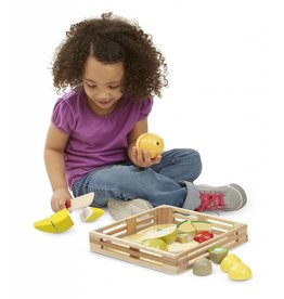 Melissa and Doug Cutting Fruit