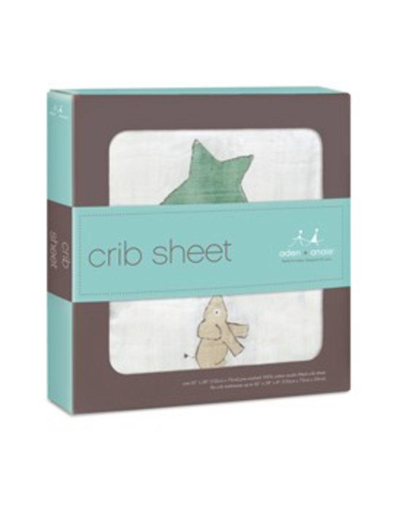 Aden + Anais Aden + Anais Classic Crib Sheet