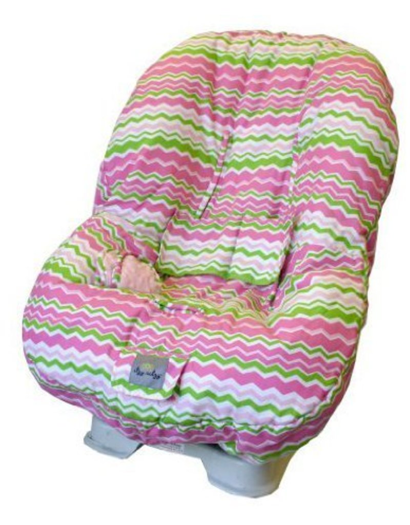 Itzy Ritzy Itzy Ritzy Zig Zag Toddler Seat Cover