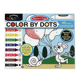 Melissa and Doug M&D Color by Dots