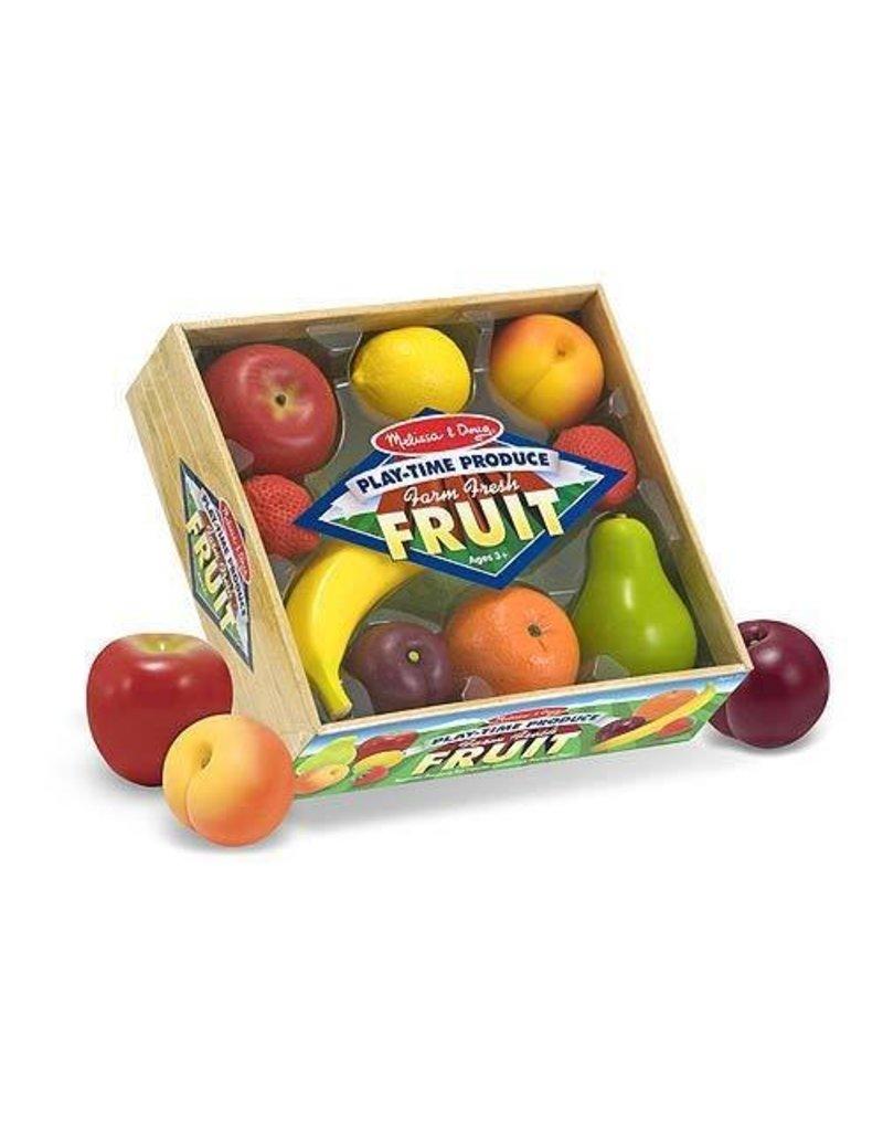 Melissa and Doug Melissa & Doug Play Time Produce- Fruit