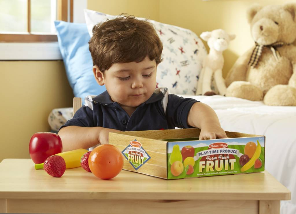 Melissa and Doug Melissa & Doug Play Time Produce- Fruit