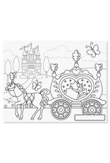 Melissa and Doug Melissa & Doug Princess Jumbo Coloring Pad
