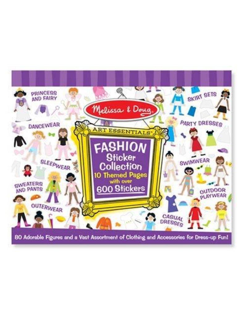 Melissa and Doug Melissa & Doug Fashion Sticker Collection