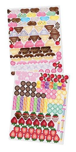 Melissa and Doug Melissa & Doug Sticker Pad- Sweets & Treats