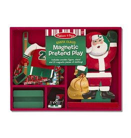 Melissa and Doug M&D Magnetic Dress Up- Santa