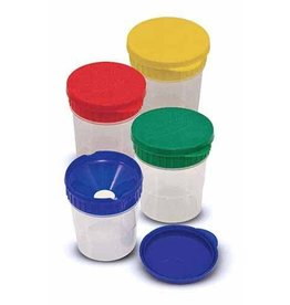 Melissa and Doug M&D Spill Proof Paint Cups