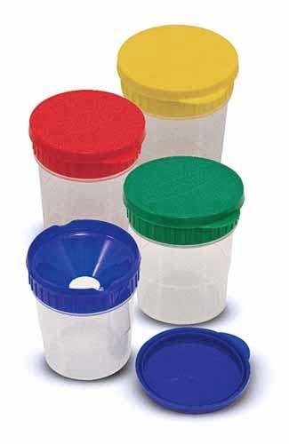 Melissa and Doug Melissa & Doug Spill Proof Paint Cups