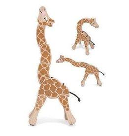 Melissa and Doug M&D Giraffe Grasping Toy