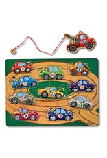 Melissa and Doug Melissa & Doug Magnetic Puzzle- Tow Truck