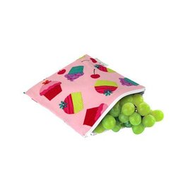 Itzy Ritzy IR Snack Bag- Cupcake Couture