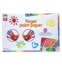 ALEX toys ALEX Tots Finger Paint Paper